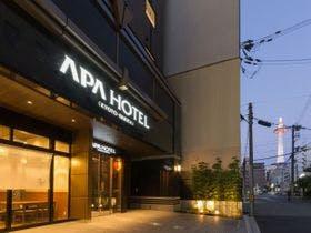 アパホテル〈京都駅北〉
