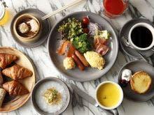 洋食・中華のバイキング朝食