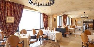 フランス料理ワインダイニング「ラ・ベル・エポックバロン オークラ