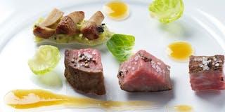 Restaurant NINKUR お料理一例