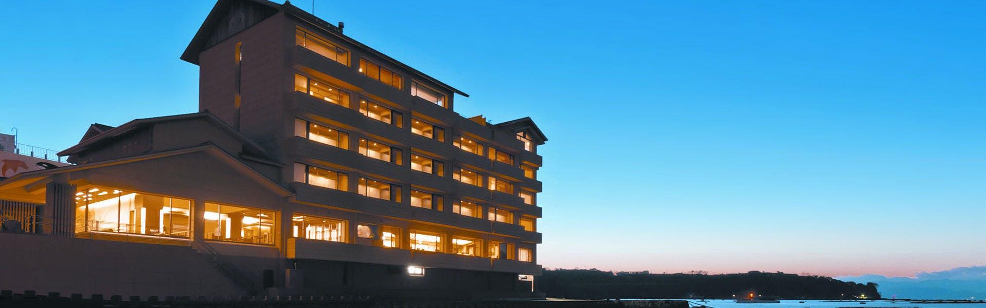 記念日におすすめのホテル・【松濤館】の写真1