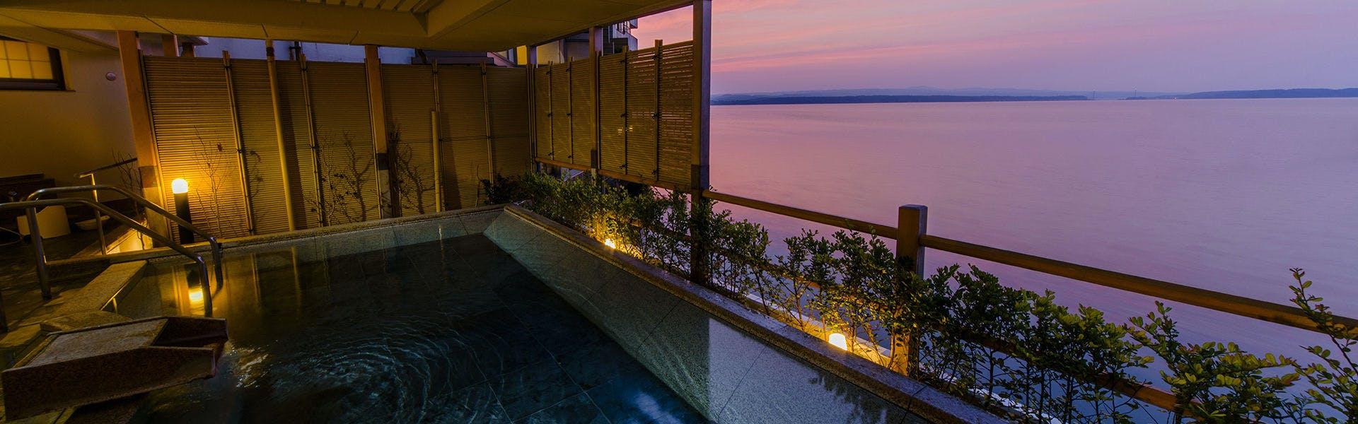 記念日におすすめのホテル・和倉温泉 加賀屋の写真2