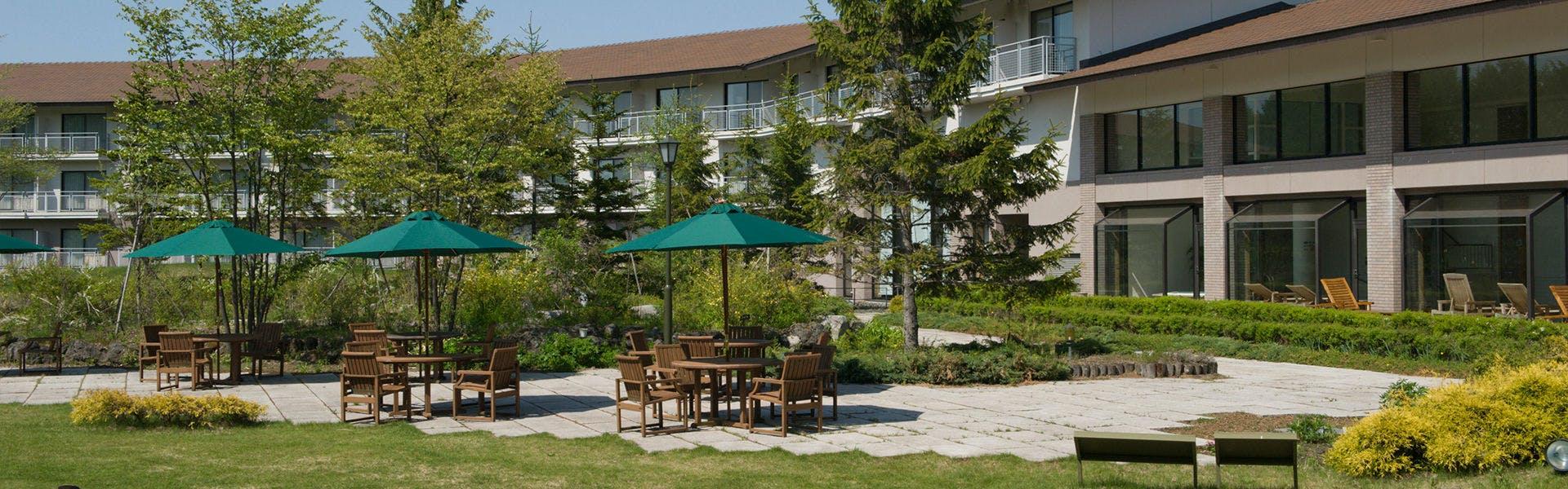 記念日におすすめのホテル・プレジデントリゾート軽井沢の写真1