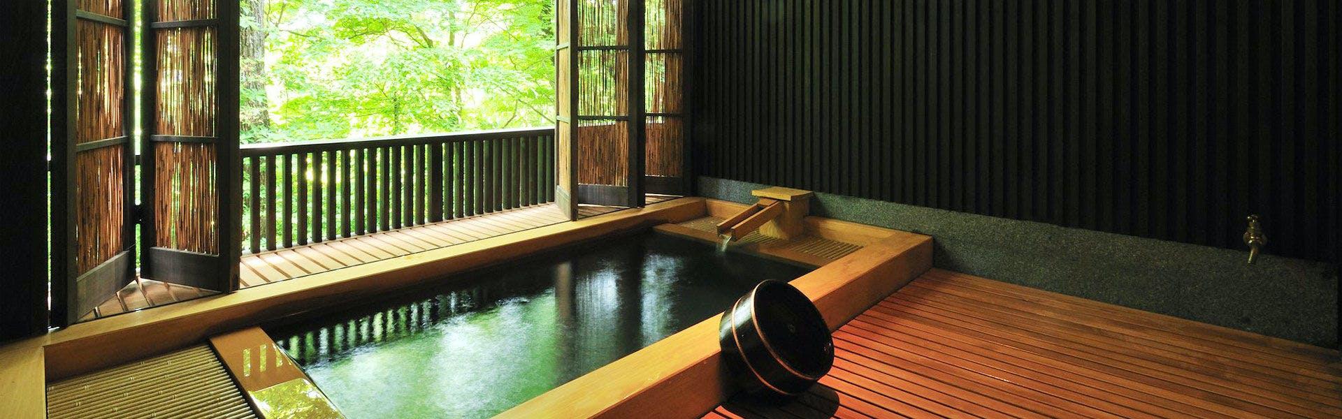 記念日におすすめのホテル・那須高原の宿 山水閣の写真2
