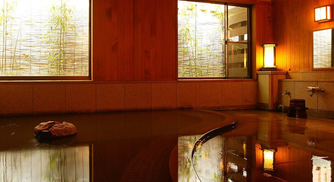 那須高原の宿 山水閣