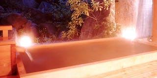 野遊び露天風呂