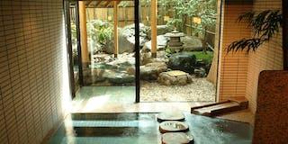 大浴場「水風」