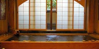 高野槙大風呂