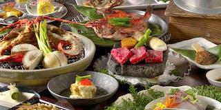 伊豆の三大味覚を堪能する美食の夕べ