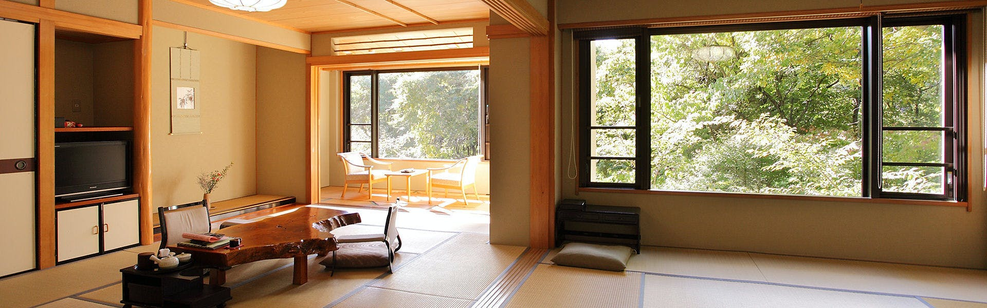 記念日におすすめのホテル・【仙郷】の写真1