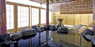 天の原・露天風呂