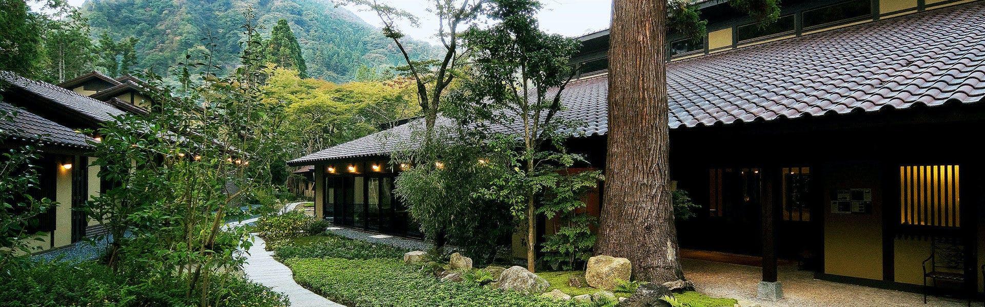 記念日におすすめのホテル・【有馬山叢 御所別墅】の写真1