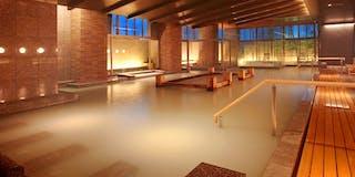 【芭蕉の湯】大浴場