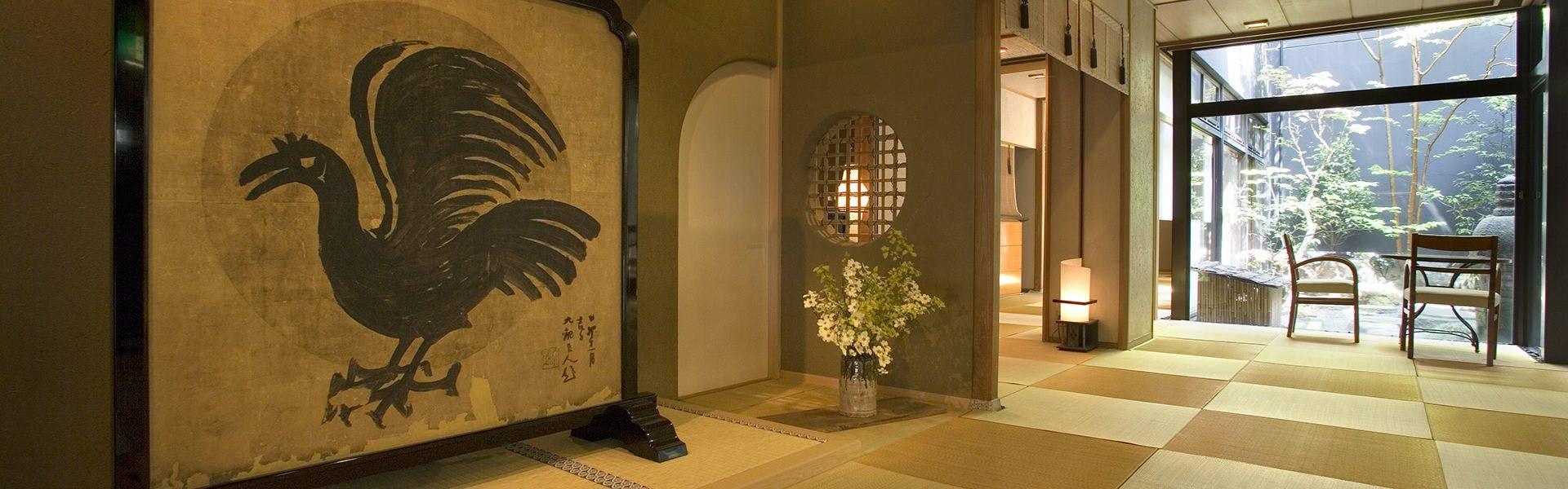 記念日におすすめのホテル・あらや滔々庵の写真1