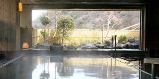 大浴場 木彩の湯
