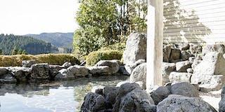 雅の湯 露天風呂(メナード青山リゾート・青山ホテル内)