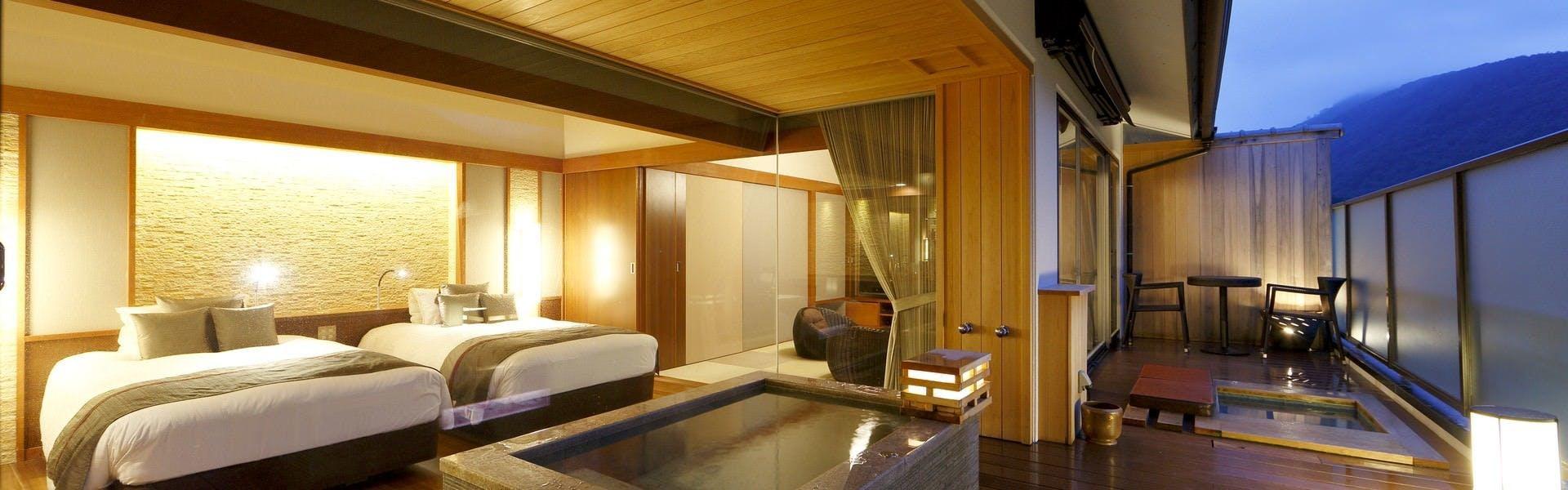 記念日におすすめのホテル・箱根 花紋の写真1