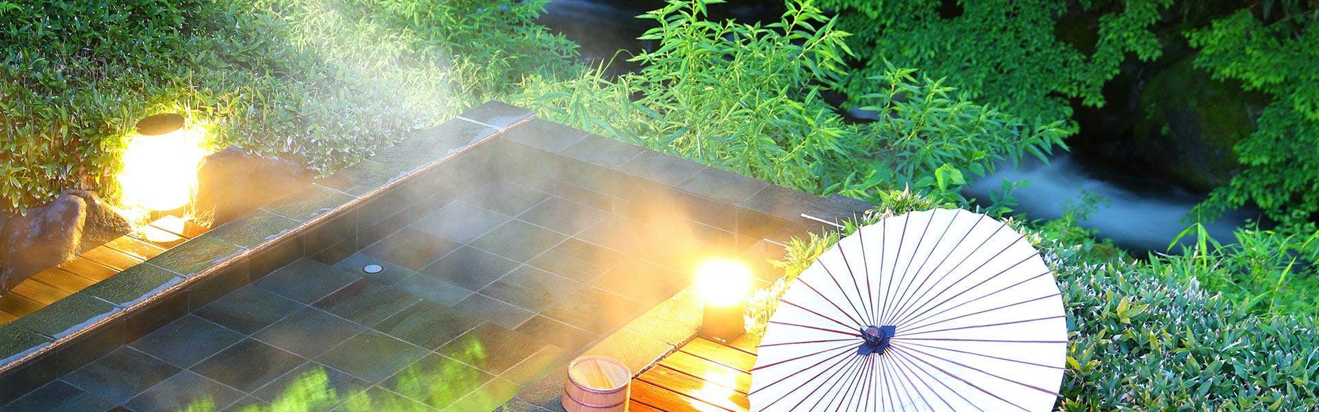 記念日におすすめのホテル・奥湯河原 結唯 -YUI-の写真1