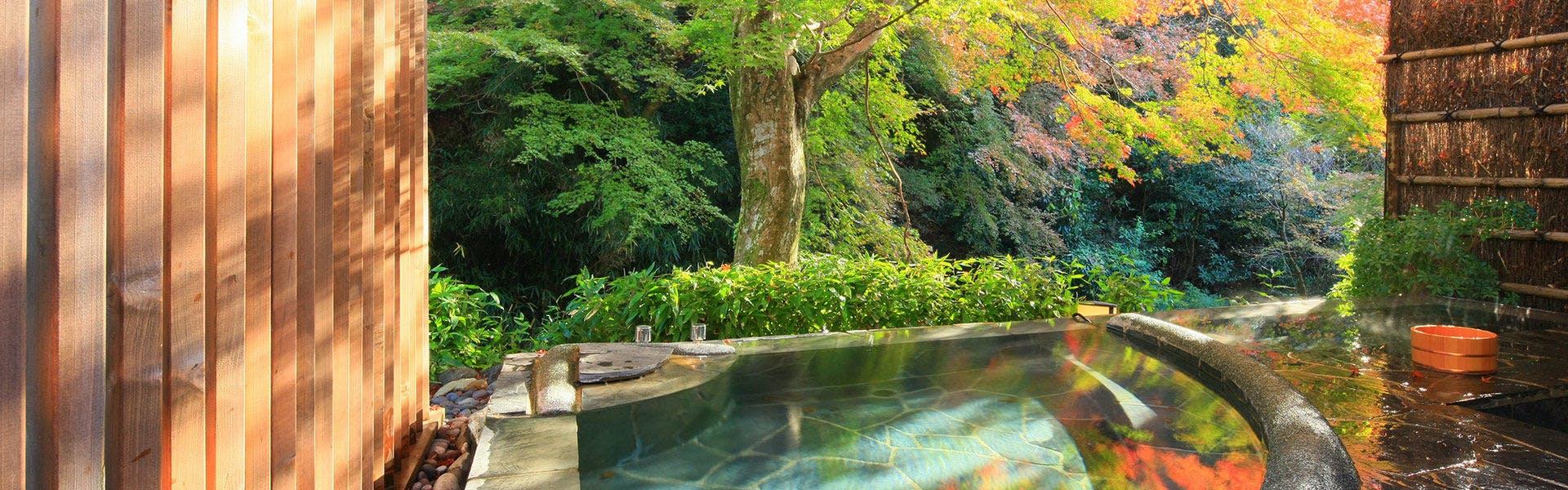記念日におすすめのホテル・奥湯河原 結唯 -YUI-の写真2