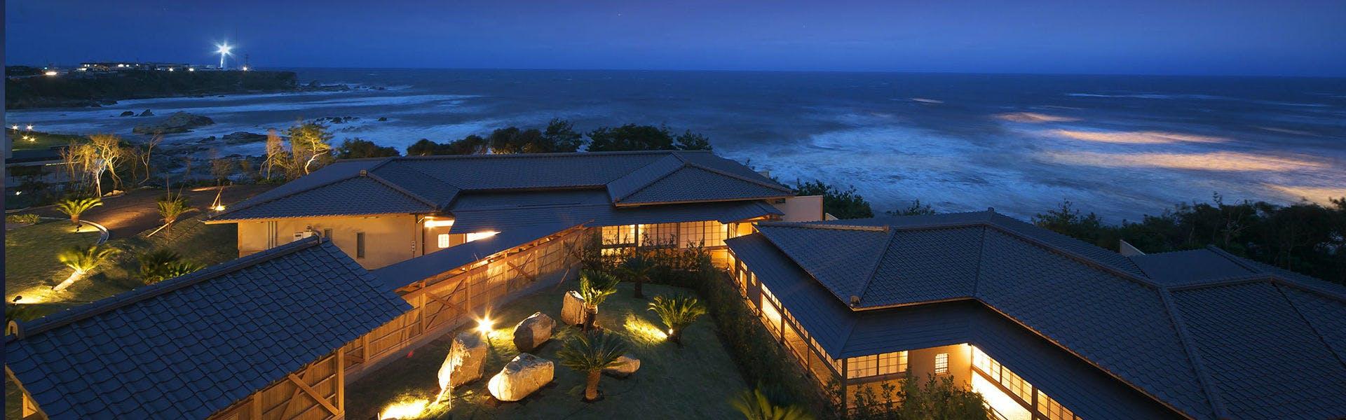 記念日におすすめのホテル・【別邸 海と森】の写真1