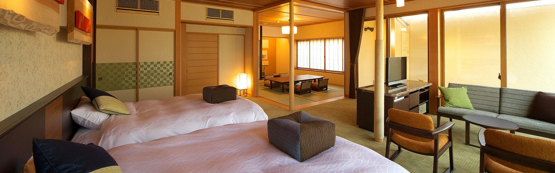 記念日におすすめのホテル・【別邸 海と森】の写真3