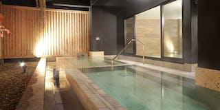 女性大浴場「瑠璃の湯」