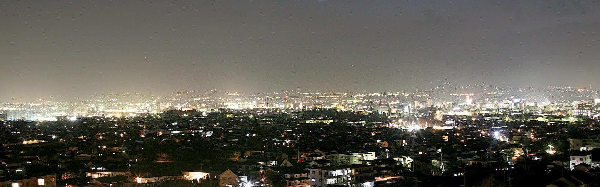 周辺環境 夜