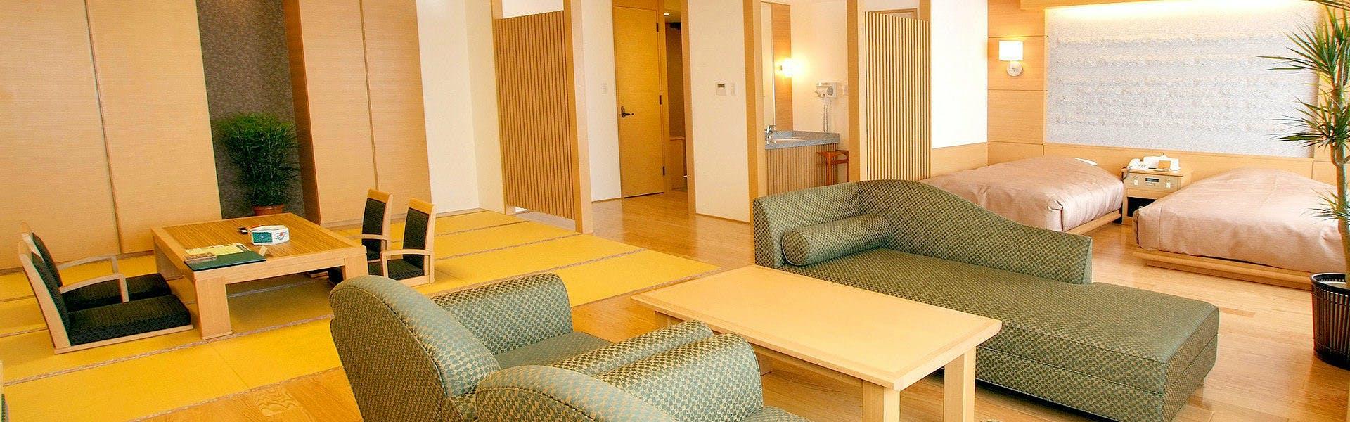 記念日におすすめのホテル・【知床第一ホテル】の写真2