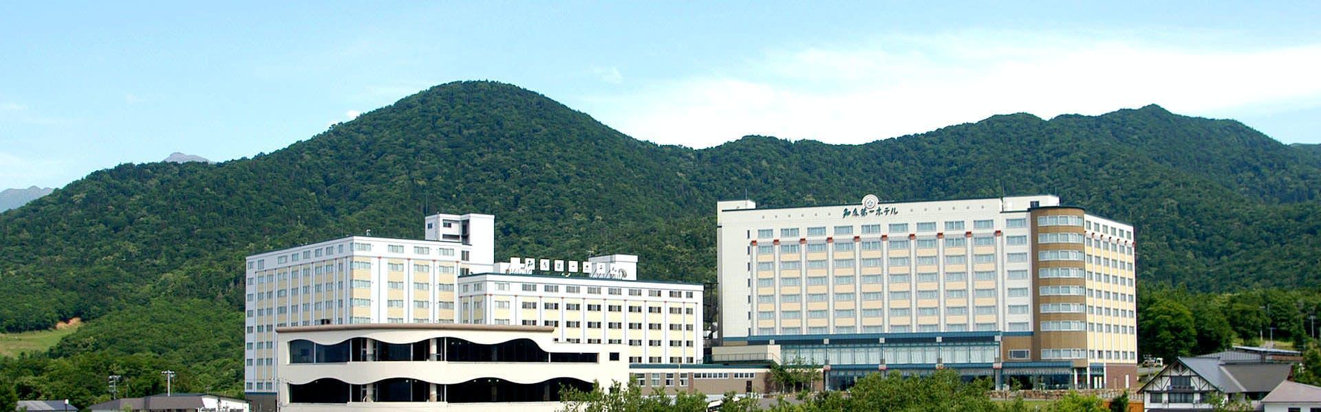 記念日におすすめのホテル・【知床第一ホテル】の写真1