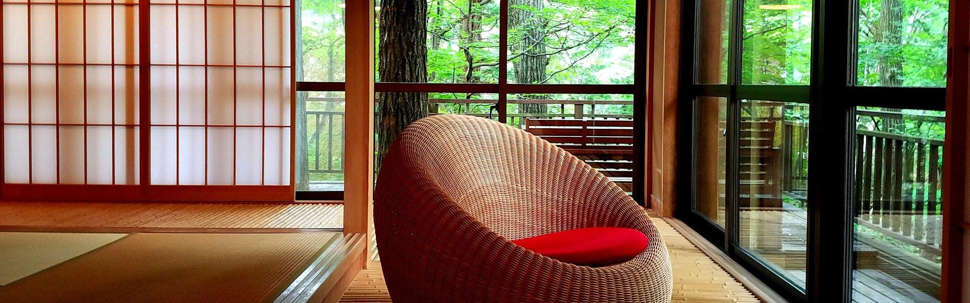 記念日におすすめのホテル・那須別邸 回の写真2