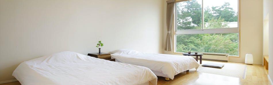 草津ホテル別館 綿の湯