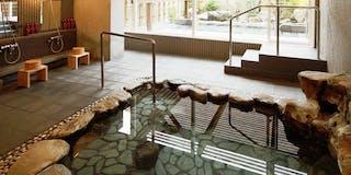 男女大浴場 PUBLIC BATH