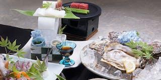季節の会席料理 特産の但馬牛、新鮮な魚介類・山菜を堪能できるお料理の数々