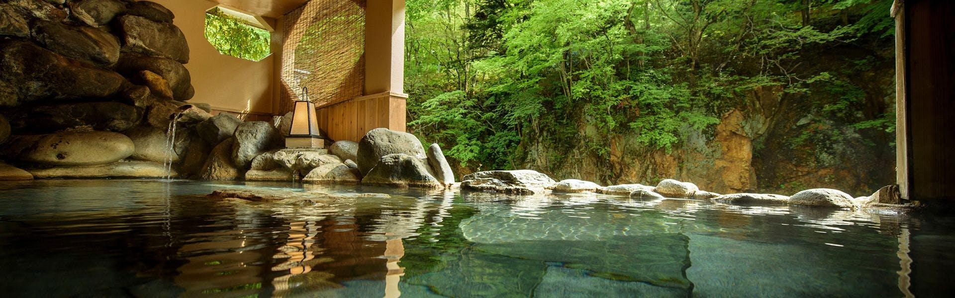 記念日におすすめのホテル・湯の花荘の写真3