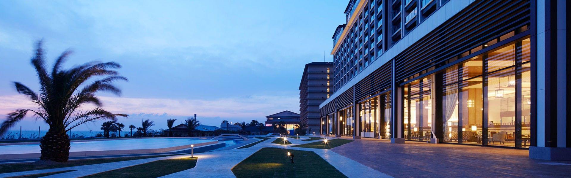 コロナ ホテル 三日月