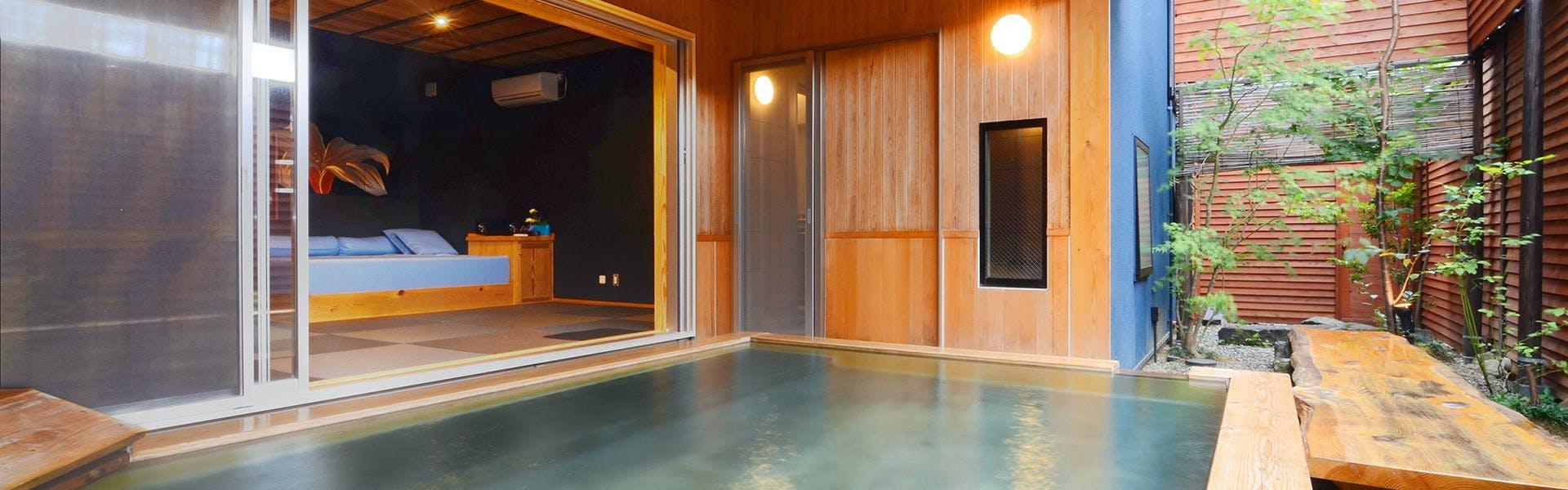 記念日におすすめのホテル・別府温泉 匠晴の宿 心庵の写真2