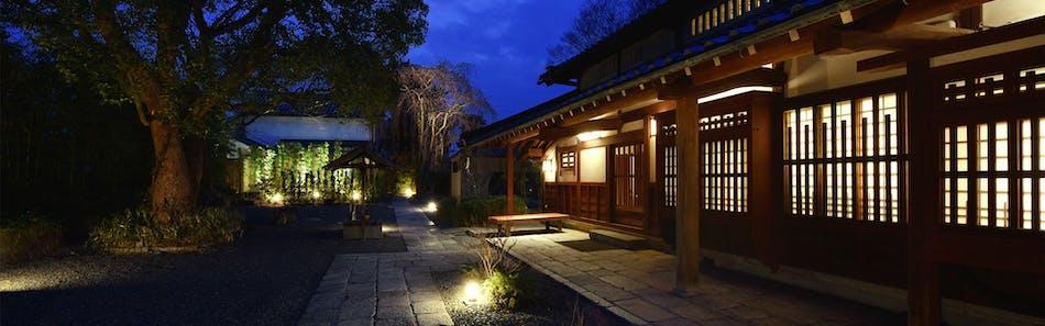 1日2組の古民家ホテル うぶすなの郷TOMIMOTO