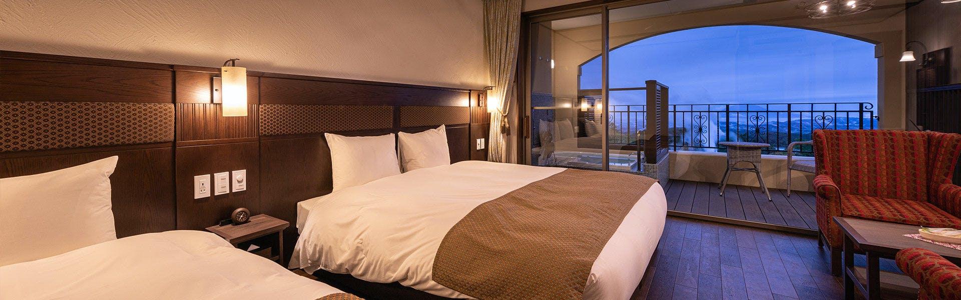 記念日におすすめのホテル・ラビスタ霧島ヒルズの写真2