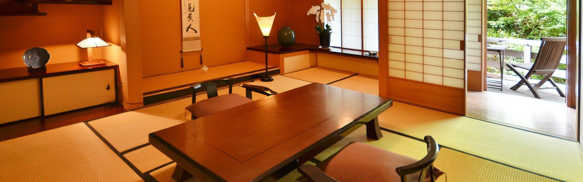 記念日におすすめのホテル・懐石宿 扇屋の写真1