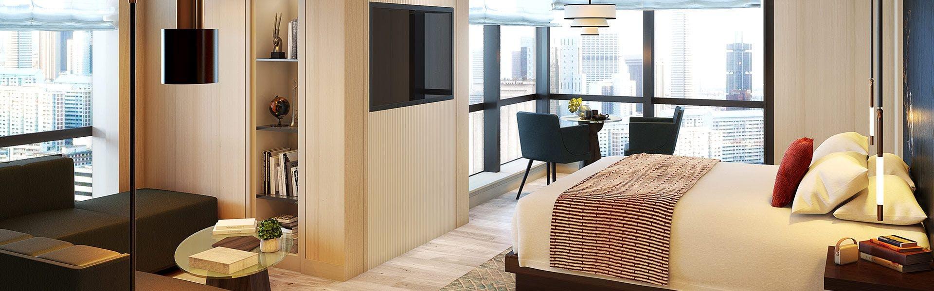 Guest Room - Premier Suite