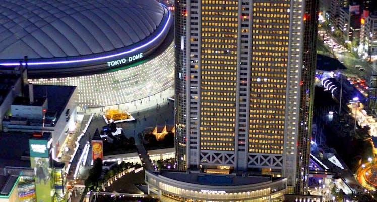 東京ドーム カップル ホテル