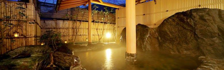 磐梯熱海温泉 「離れ」の隠れ宿 オーベルジュ鈴鐘