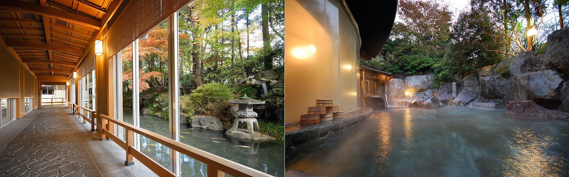 記念日におすすめのホテル・下呂温泉 水明館の写真2