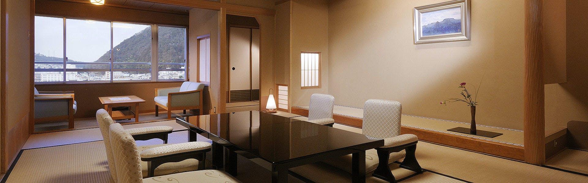 記念日におすすめのホテル・下呂温泉 水明館の写真1