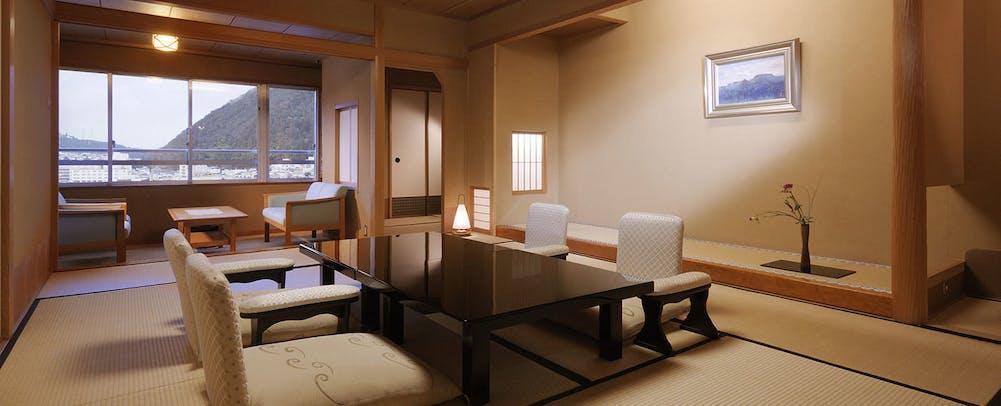 臨川閣 客室一例
