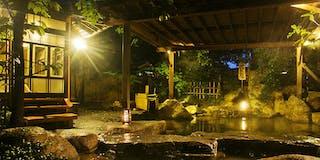 露天風呂「維新黎明の湯」