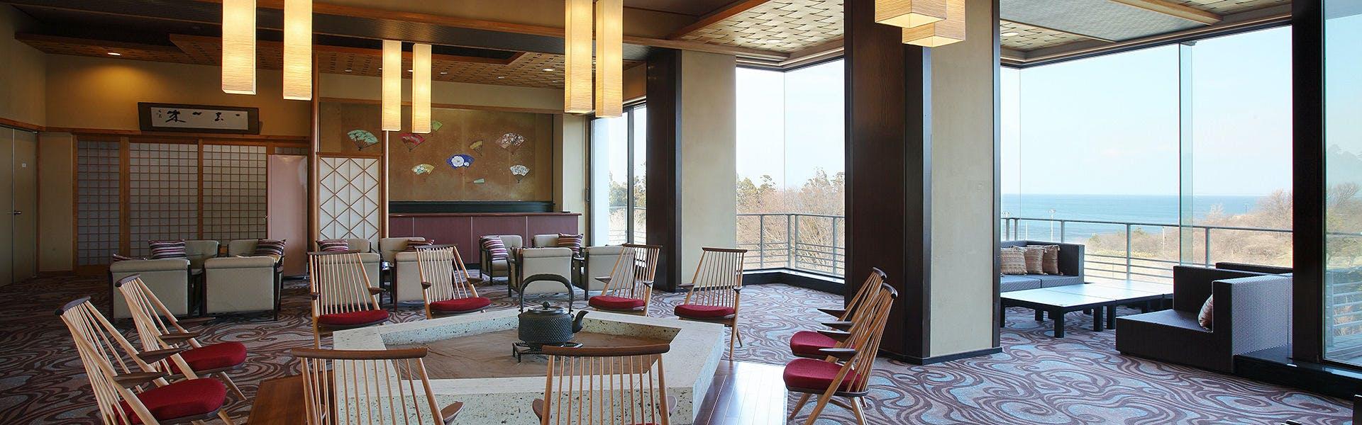 記念日におすすめのホテル・【男鹿温泉 結いの宿 別邸つばき】 の空室状況を確認するの写真2