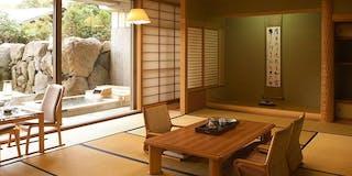 庭園露天風呂付特別室72平米【禁煙】