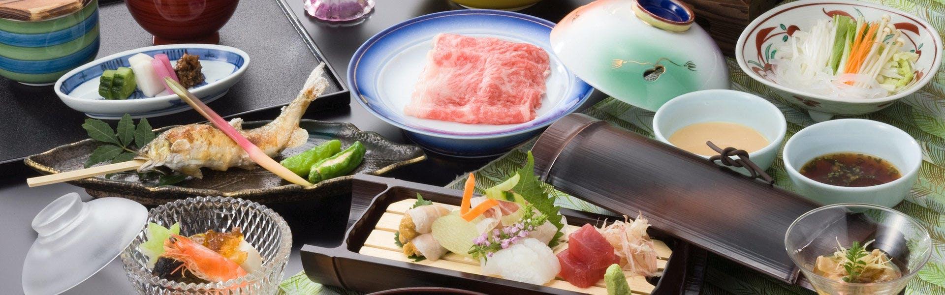 記念日におすすめのホテル・つなぎ温泉 四季亭の写真3