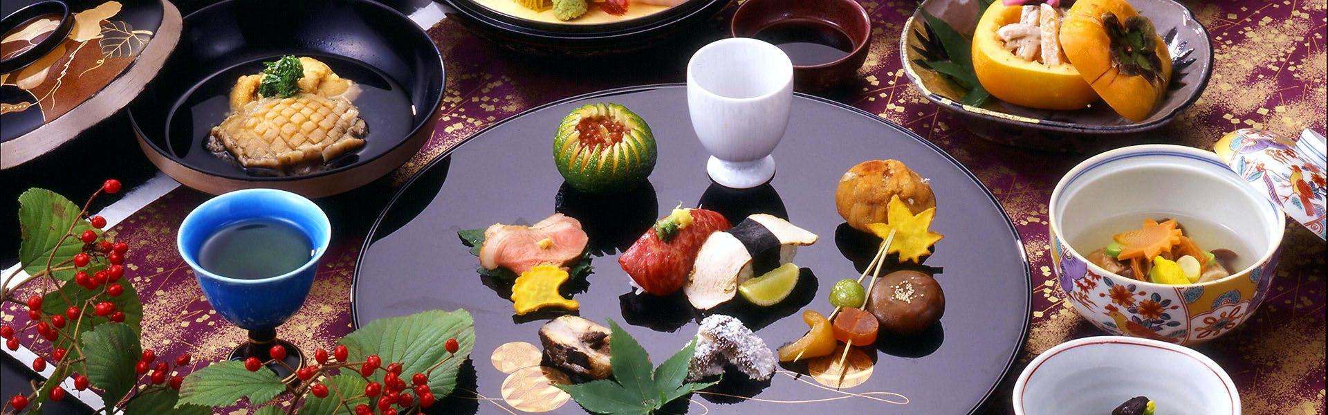 記念日におすすめのホテル・つなぎ温泉 四季亭の写真2